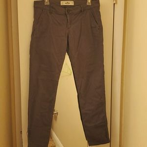 2for$15 Hollister Skinny Leg Slacks
